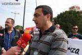 IU de la Regi�n de Murcia muestra su apoyo a la huelga de los trabajadores de ElPozo
