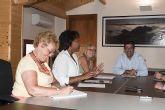 El alcalde se reúne con representantes de Country Club