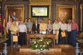 El Colegio de Ingenieros Técnicos de Obras Públicas celebra su patrón en Mazarrón