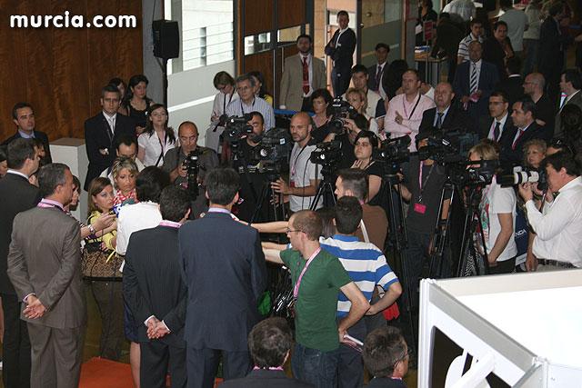 Murcia.com expuso por segundo año consecutivo en el Sicarm - 2