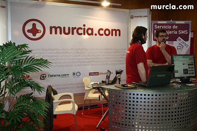 Murcia.com expuso por segundo año consecutivo en el Sicarm - 5