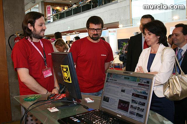 Murcia.com expuso por segundo año consecutivo en el Sicarm - 10