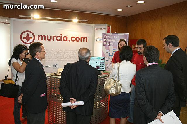 Murcia.com expuso por segundo año consecutivo en el Sicarm - 9