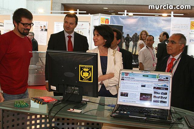 Murcia.com expuso por segundo año consecutivo en el Sicarm - 11