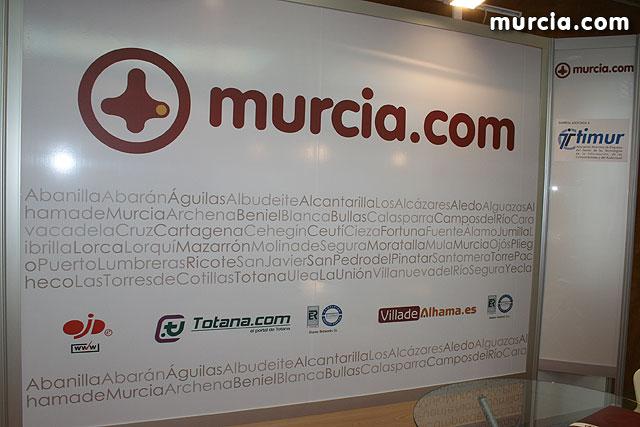 Murcia.com expuso por segundo año consecutivo en el Sicarm - 12