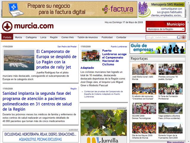 Murcia.com expuso por segundo año consecutivo en el Sicarm - 17