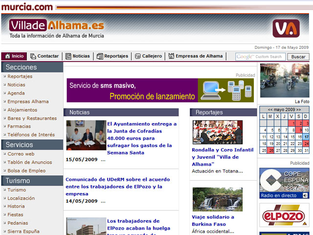 Murcia.com expuso por segundo año consecutivo en el Sicarm - 19