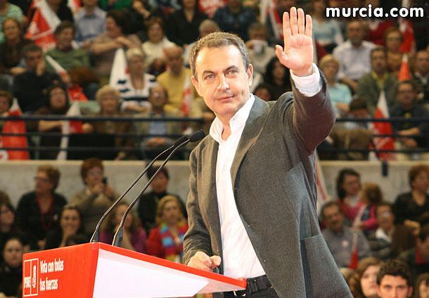 The PSOE de Totana free chartered buses to go to rally Zapatero, Foto 1