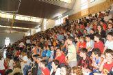 Mazarrón acoge el trofeo amistad entre las selecciones territoriales de fútbol sala de Murcia y Madrid