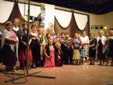 Los Mayores de la localidad disfrutaron con el inicio de la celebraci�n de su semana