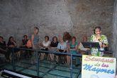Tras el Recital de Poes�a de Personas Mayores se entregaron los premios del Concurso de Poes�a