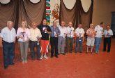 Premiados del Concurso de Petanca, Brisca y Domin� de Mayores