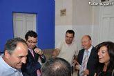 Empresarios de la comarca del Guadalentín participan en Totana en el foro de promoción de negocios - Foto 1