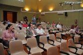 Empresarios de la comarca del Guadalentín participan en Totana en el foro de promoción de negocios - Foto 5