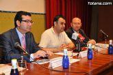 Empresarios de la comarca del Guadalentín participan en Totana en el foro de promoción de negocios - Foto 12
