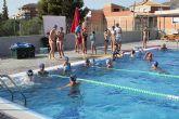Inscríbete en la piscina municipal
