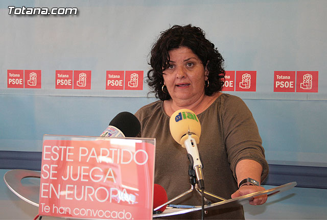 The PSOE does a rating of regular full-May - 1