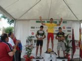 Gran carrera del C.C. Santa Eulalia en la II marcha-maratón ciudad de Totana, donde Juan Daniel costa consiguió el 1º puesto en sub-23