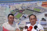 """Se ponen en marcha las nuevas infraestructuras deportivas contempladas en la segunda fase de la Ciudad Deportiva """"Sierra Espuña"""""""