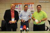 """El """"I Campus de Fútbol Ciudad de Totana 2009"""", dirigido a niños y niñas con edades entre los 7 y 15 años, se celebrará del 24 al 28 de junio"""