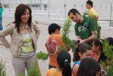 """Continúan las actividadades organizadas con motivo de la celebración del """"Día Mundial del Medio Ambiente"""" con la plantación de medio centenar de árboles"""
