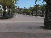 La Comunidad invierte en los paseos marítimos de Puerto y Rihuete
