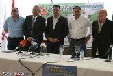 """El estadio municipal """"Juan Cayuela"""" acogerá el VIII Torneo Nacional de Fútbol Infantil """"Ciudad de Totana"""""""