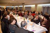 Los mayores de la Región realizan una jornada de convivencia en Mazarrón