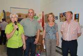 La Asociaci�n CERES muestra sus trabajos de pintura y cer�mica en el Centro Cultural Plaza Vieja