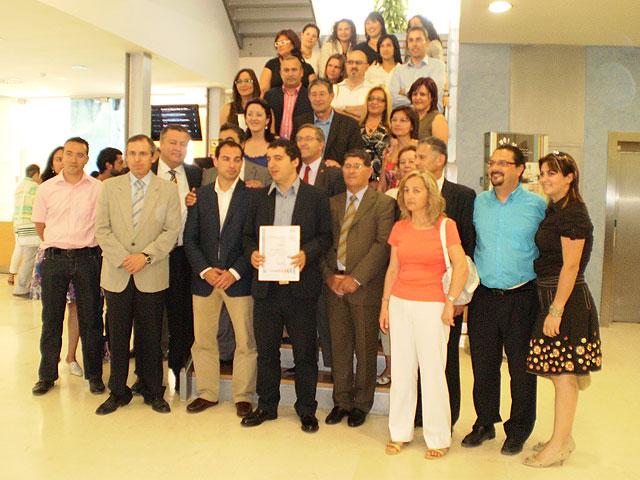 La Oficina de Turismo de la localidad está inscrita al sistema de calidad ISO 9001, Foto 2