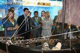 Inauguran el Centro de Interpretación del Barco Fenicio de Mazarrón