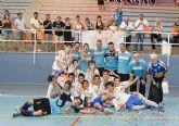 Celebrado el campeonato de España de fútbol sala cadete