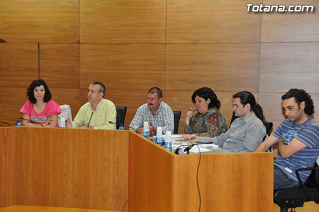 """The Socialist Municipal Group has introduced several initiatives """"beneficial to totaneros"""" - 1"""