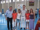 Clausura de las escuelas deportivas 2008-2009