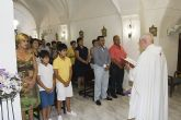 La pedanía de Cañadas del Romero celebra su día grande