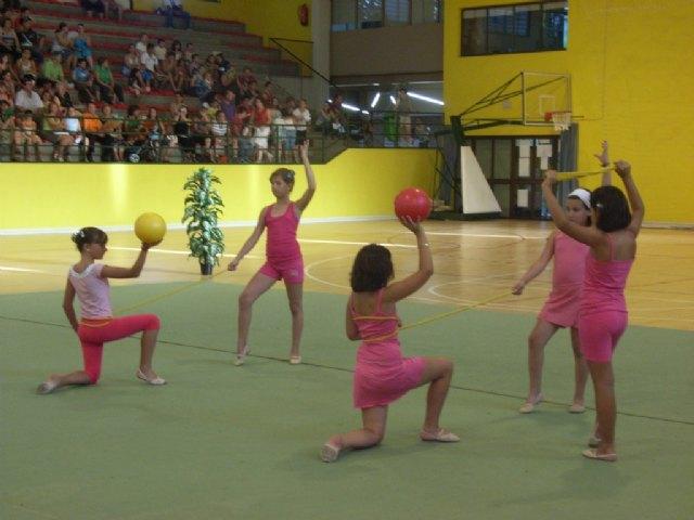 Se clausuran las Escuelas Deportivas Municipales de judo, tenis de mesa, danza y gimnasia rítmica, Foto 1