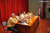 El alcalde y el concejal de Agricultura abren las jornadas de sensibilización sobre las ventajas de la agricultura ecológica