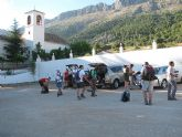 El Club Senderista de Totana realizó una salida a la Sierra de María - 1