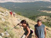 El Club Senderista de Totana realizó una salida a la Sierra de María - 17