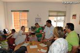 La directora general de Personas con Discapacidad del IMAS visita las dependencias municipales destinadas a colectivos de discapacitados - 1