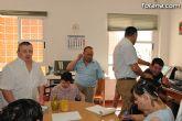 La directora general de Personas con Discapacidad del IMAS visita las dependencias municipales destinadas a colectivos de discapacitados - 2