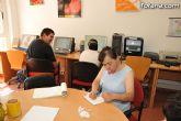 La directora general de Personas con Discapacidad del IMAS visita las dependencias municipales destinadas a colectivos de discapacitados - 4