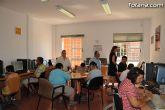La directora general de Personas con Discapacidad del IMAS visita las dependencias municipales destinadas a colectivos de discapacitados - 7