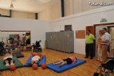 La directora general de Personas con Discapacidad del IMAS visita las dependencias municipales destinadas a colectivos de discapacitados - 9