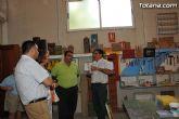 La directora general de Personas con Discapacidad del IMAS visita las dependencias municipales destinadas a colectivos de discapacitados - 13