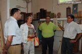 La directora general de Personas con Discapacidad del IMAS visita las dependencias municipales destinadas a colectivos de discapacitados - 14