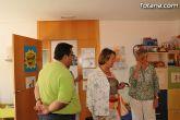 La directora general de Personas con Discapacidad del IMAS visita las dependencias municipales destinadas a colectivos de discapacitados - 31
