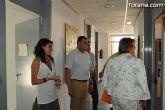 La directora general de Personas con Discapacidad del IMAS visita las dependencias municipales destinadas a colectivos de discapacitados - 34