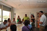 La directora general de Personas con Discapacidad del IMAS visita las dependencias municipales destinadas a colectivos de discapacitados - 35