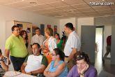 La directora general de Personas con Discapacidad del IMAS visita las dependencias municipales destinadas a colectivos de discapacitados - 37